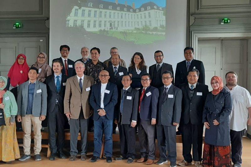 Peneliti  UIN riset bersama dengan peneliti Perancis