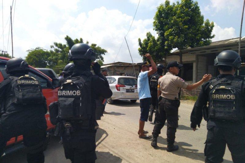 Terduga teroris di Bekasi ditembak mati