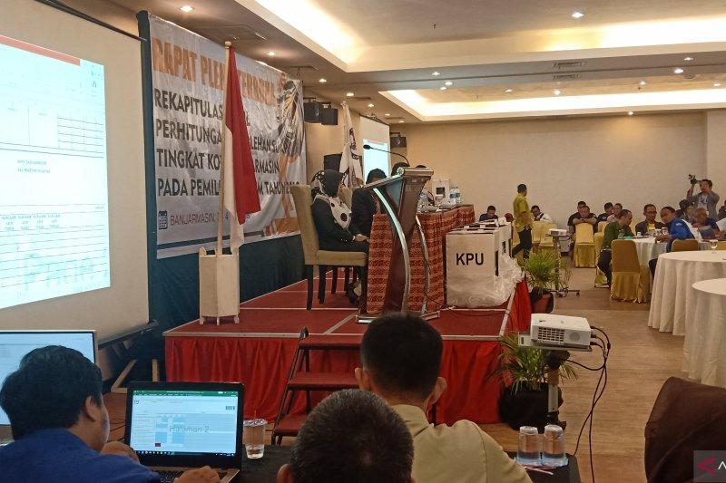 Prabowo-Sandi unggul dari Jokowi-Ma'ruf di Banjarmasin