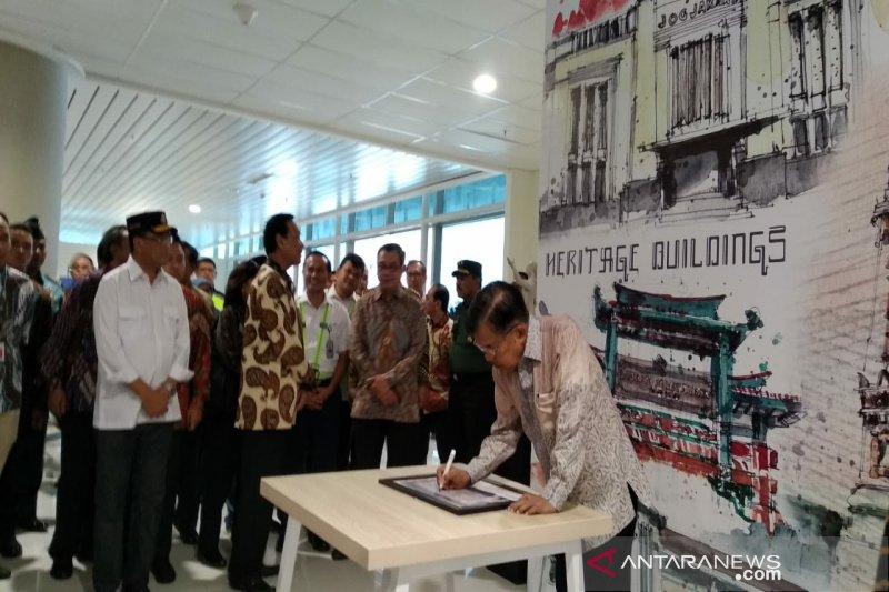 JK: Bandara Internasional Yogyakarta paling modern di Indonesia