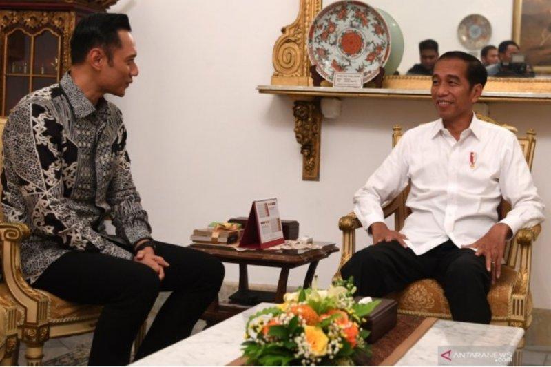 BPN Prabowo-Sandi sebut AHY tak pernah memberi tahu pertemuannya dengan Jokowi
