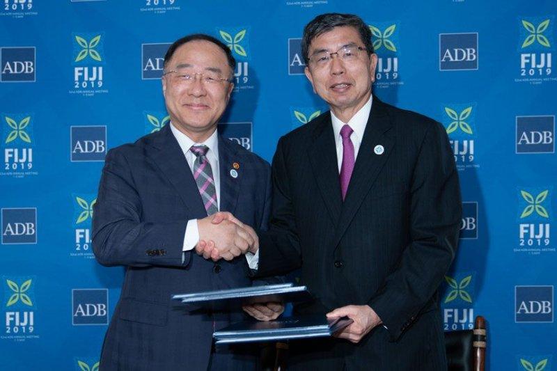 Korsel janjikan 355 juta dolar dukung infrastruktur hijau ASEAN