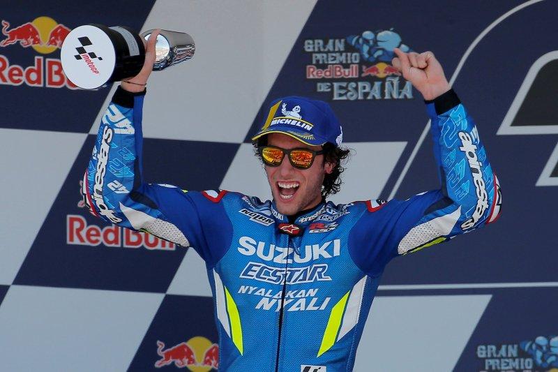 Kecewa dikualifikasi, Alex Rins optimistis buat kejutan di GP Catalunya