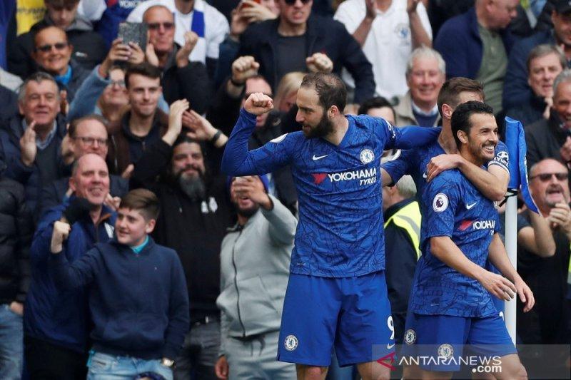 Chelsea gilas Watford 3-0