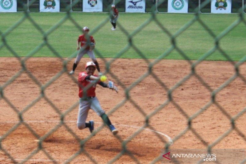 Tim sofbol putri tundukkan Thailand pada perebutan posisi lima-enam