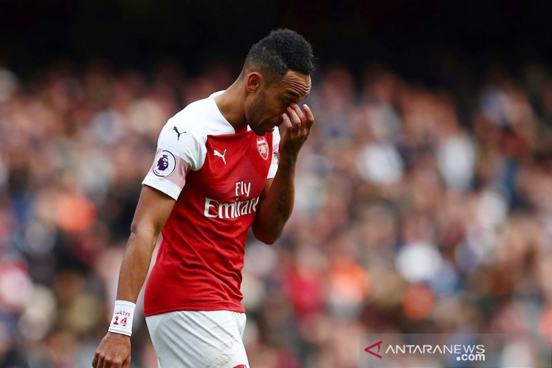 Arsenal diimbangi Brighton di Emirates