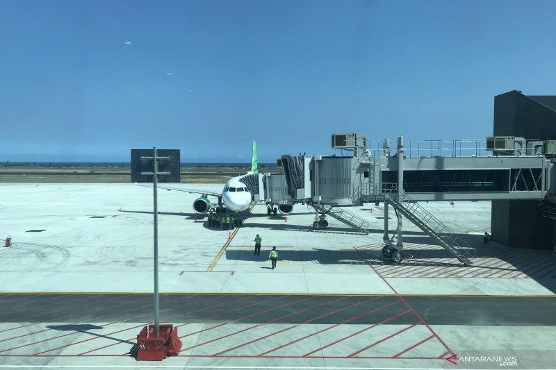 AP I menggratiskan biaya mendarat di Bandara Internasional Yogyakarta