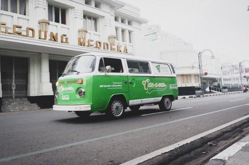 Dompet Dhuafa hadirkan mobil Care A Van bagi takjil kaum dhuafa