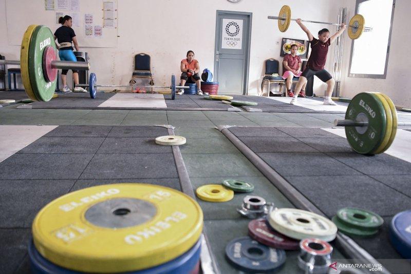 KONI Pusat dukung angkat besi miliki tempat latihan atlet Pelatnas