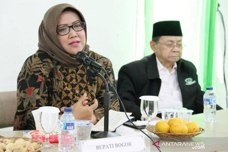 Disebut sunat dana saksi, Bupati Bogor lapor ke Dewan Pers