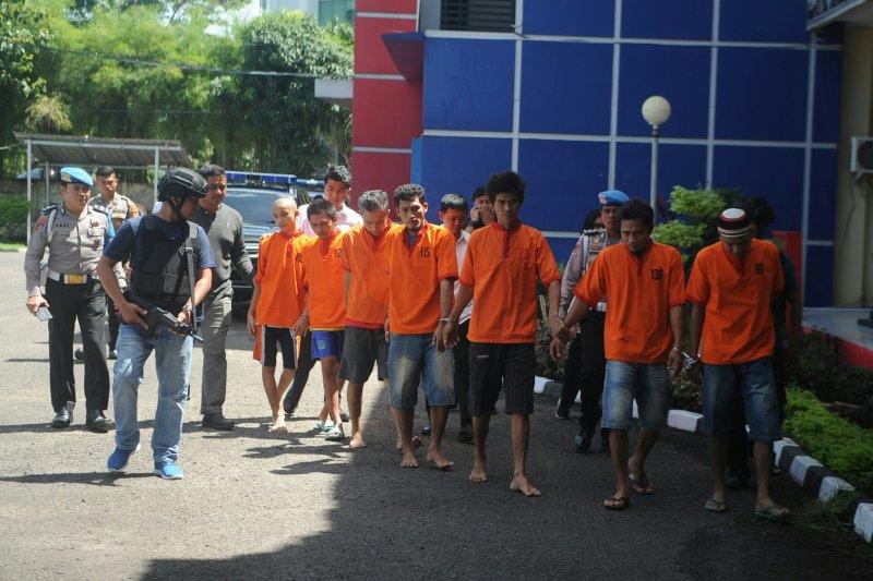 Polresta Palembang sebar foto tahanan yang masih kabur
