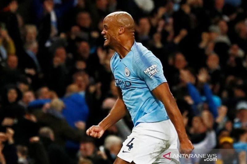 Kapten Manchester City pulang kampung bergabung klub Anderlect