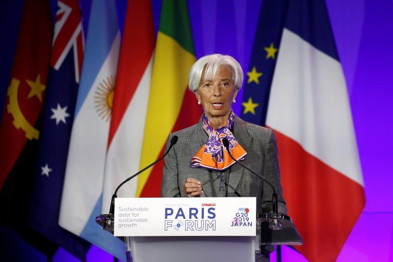 IMF: Perang dagang AS-China tak ciptakan resesi global