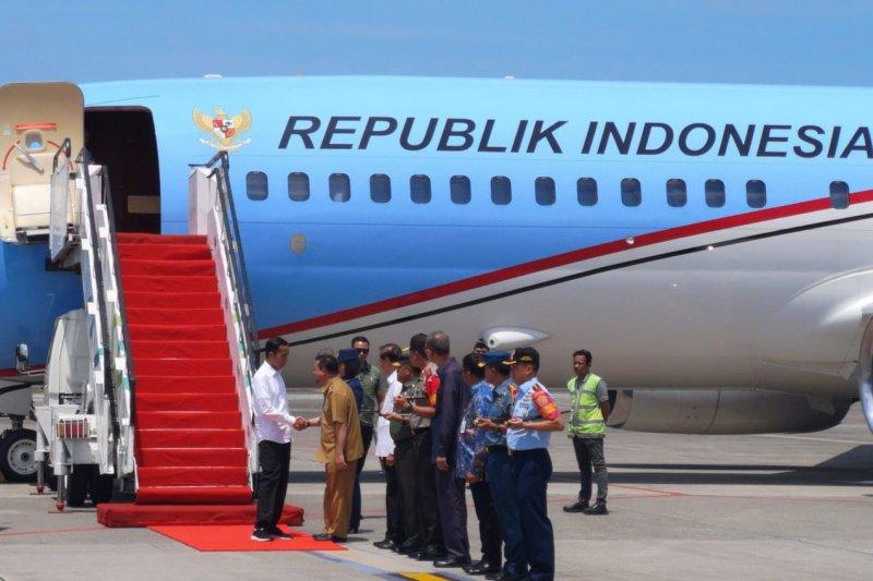 Serius pindahkan ibu kota, Presiden kunjungi Kalimantan