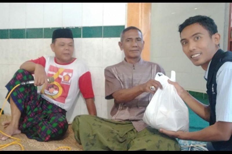 ACT Lampung-Global Zakat salurkan paket pangan