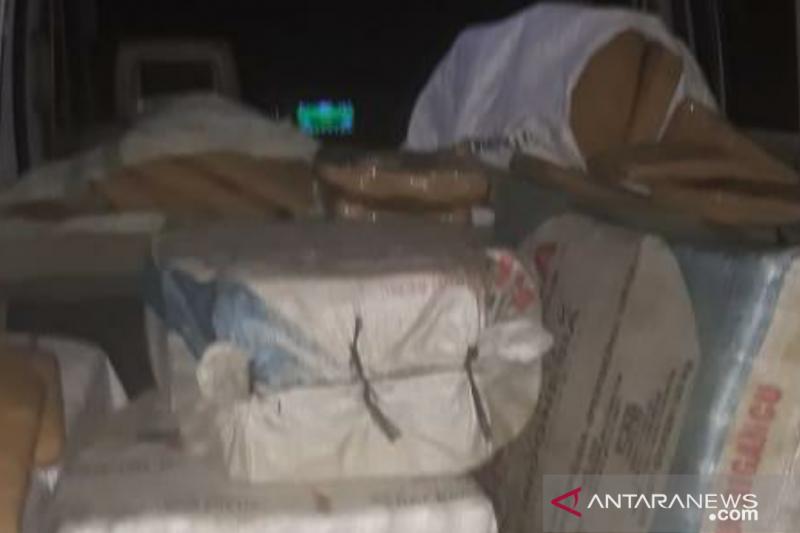 BNN amankan 400 kilogram ganja dari tempat kos