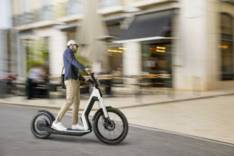 Volkswagen akan memproduksi e-skuter bareng pabrikan China
