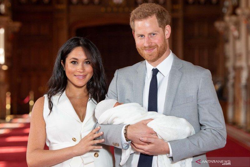 Total biaya perbaikan rumah Pangeran Harry capai puluhan miliar