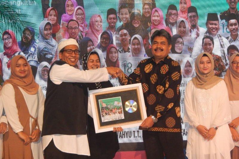 Baznas luncurkan album Kebangkitan Zakat promosikan zakat