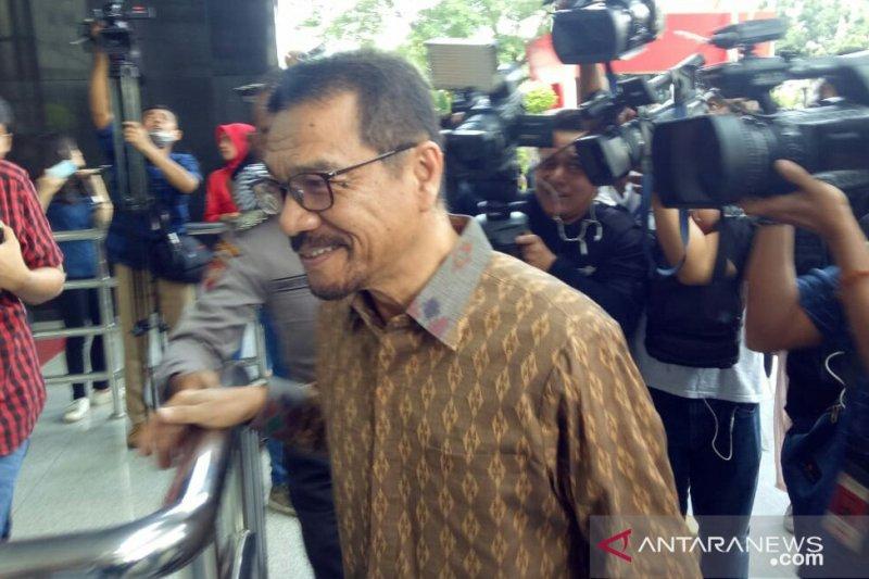 Mantan Mendagri Gamawan Fauzi diperiksa KPK