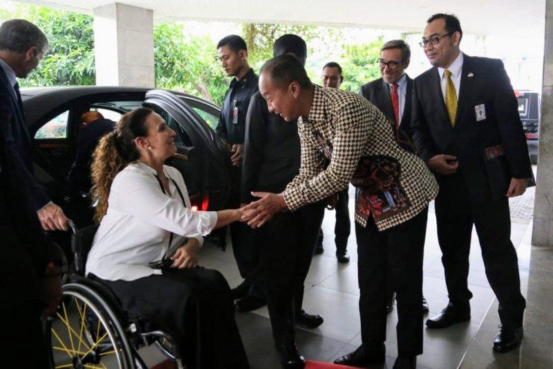 Indonesia dorong penyandang disabilitas sebagai aktor pembangunan