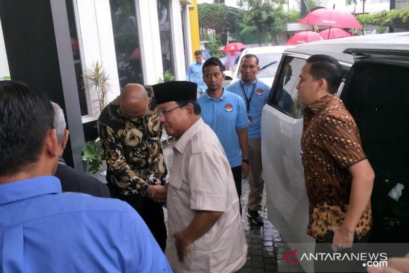 Prabowo sambangi DPP PKS, ini kata petinggi PKS