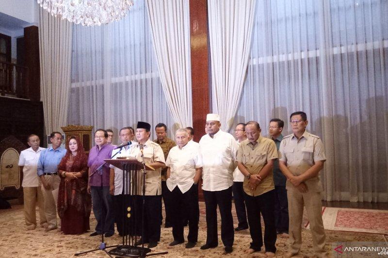 Prabowo : UBN jadi tersangka sebagai upaya kriminalisasi ulama