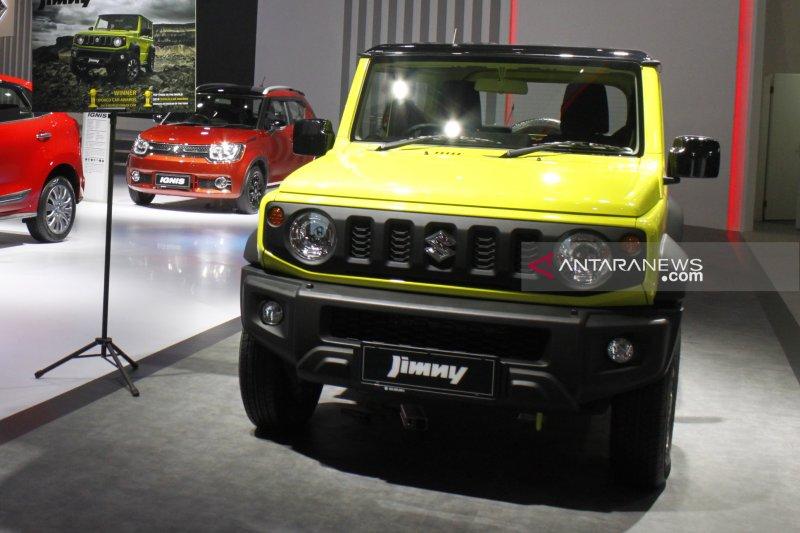 Bocoran harga Suzuki Jimny