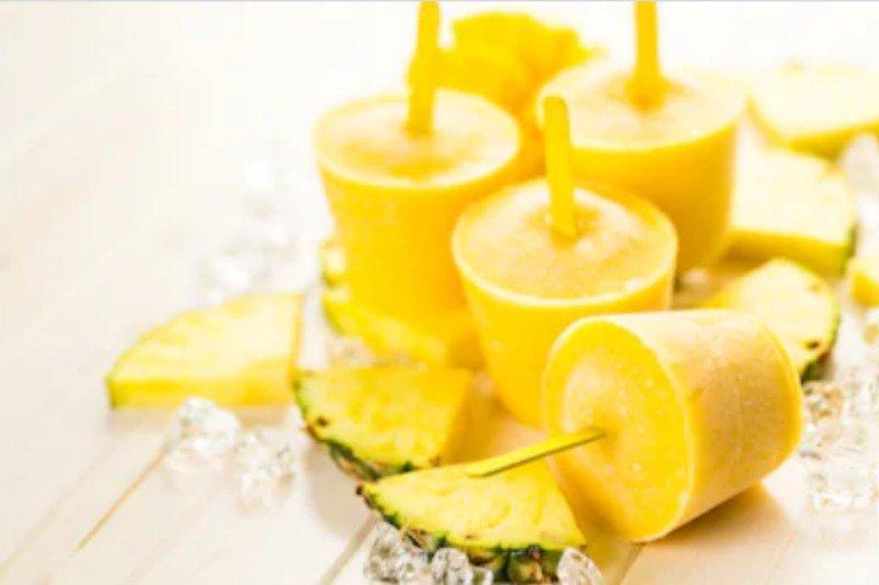 Tips membuat es stik mangga ala India