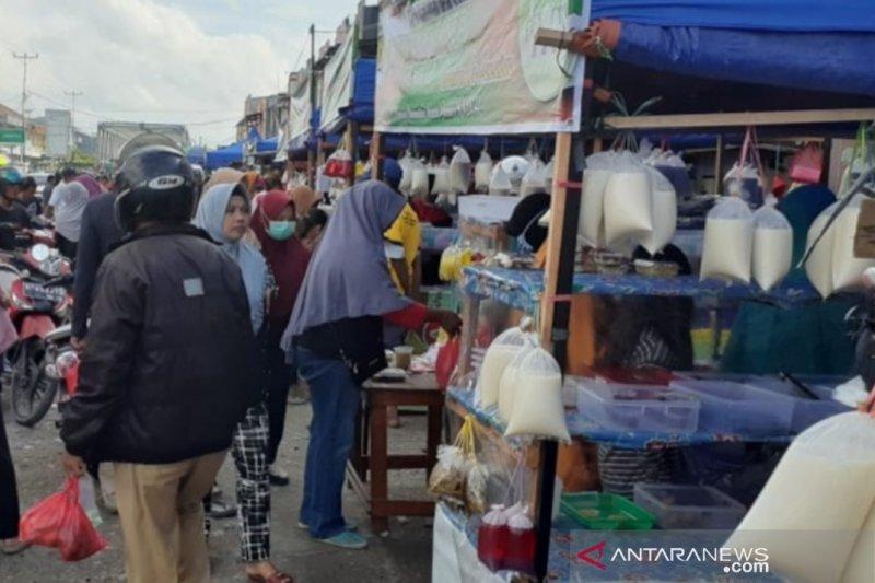 Kadiskes Sambas Imbau Pedagang Kuliner Ramadhan Jaga