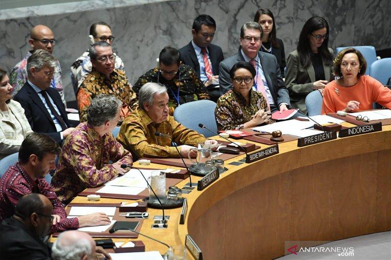 Permintaan 'snapback' AS tidak disambut konsensus DK PBB