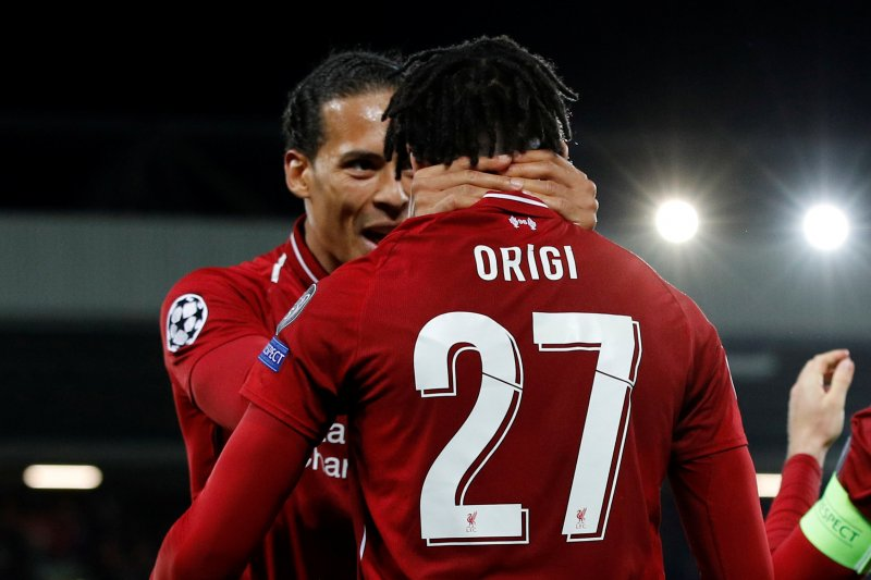 Divock Origi segera dihadiahi kontrak baru oleh Liverpool