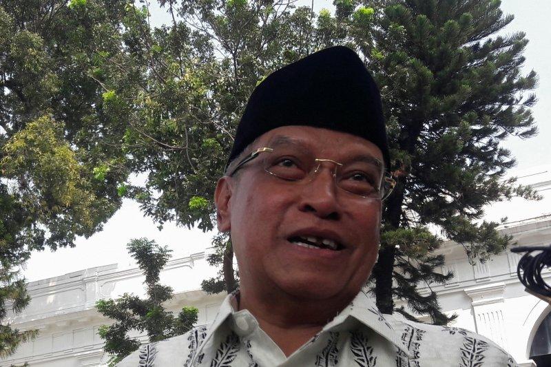Isu agama dijadikan tunggangan politik, Said Aqil Siradj: besok jangan terjadi lagi
