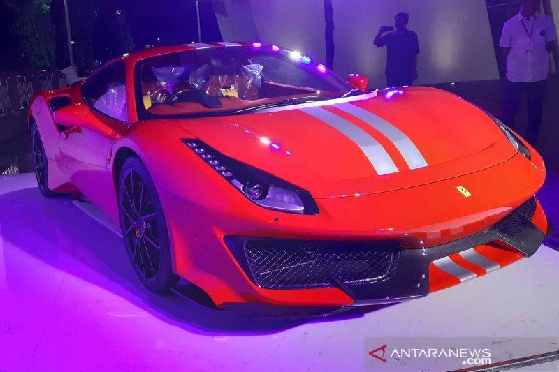 Masalah penyebab Ferrari 'recall' 2.071 unit kendaraannya