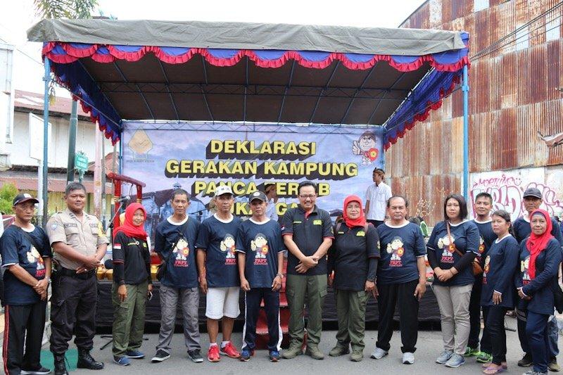 Sebanyak 68 kampung Yogyakarta tumbuh sebagai Kampung Pantib dalam empat tahun
