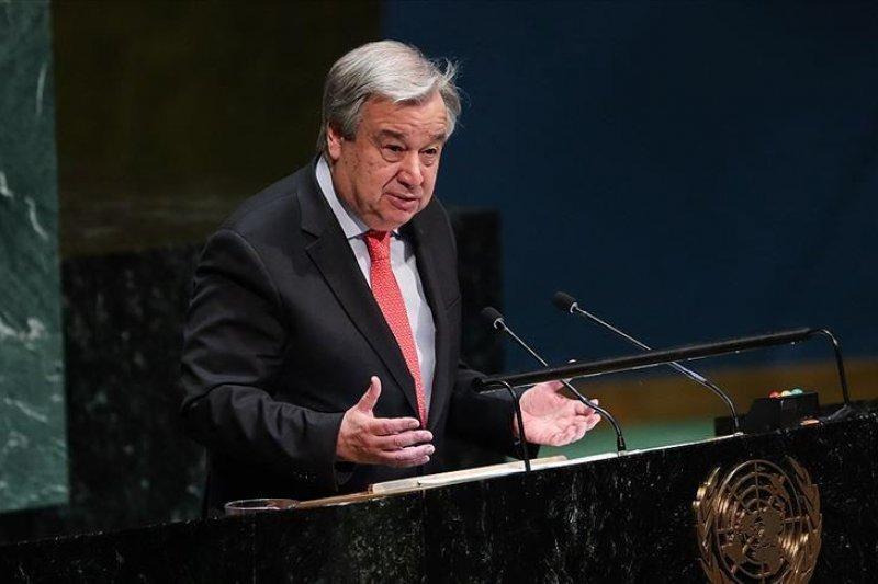 Sekjen PBB peringatkan tiga juta orang terancam di Suriah