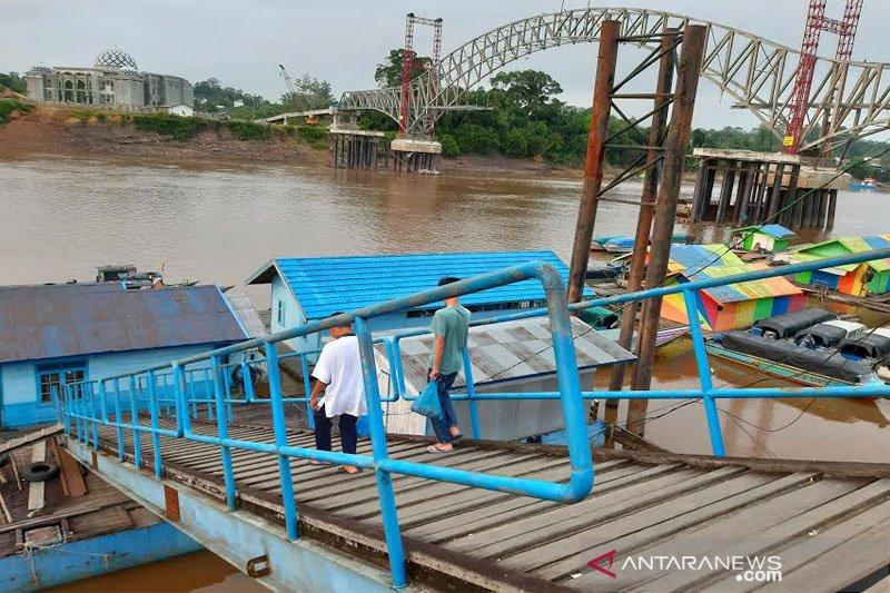 Dishub Barito Utara Kalteng siapkan armada sungai jelang lebaran