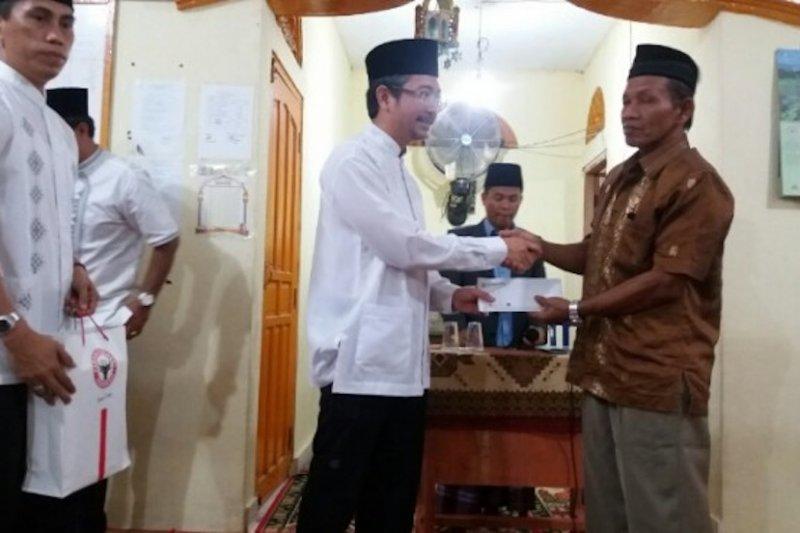 Tim Safari Ramadan Semen Padang akan sambangi 10 masjid dan mushala