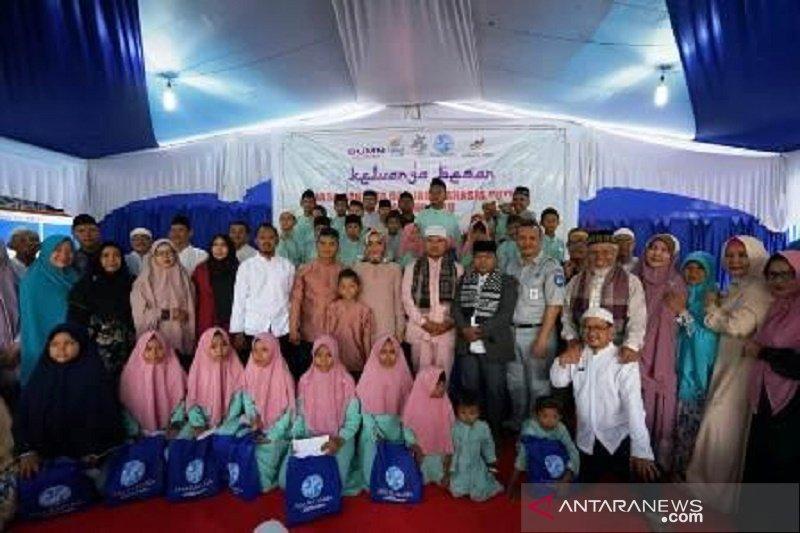 Jasa Raharja Riau serahkan santunan korban lakalantas sebesar Rp5,812 miliar