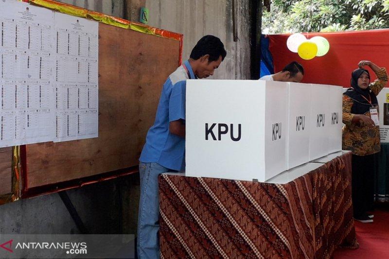 Partisipasi pemilih di Pasaman Barat melebihi target nasional