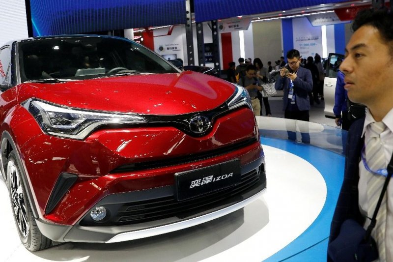 """Toyota akan investasi """"eco car"""" sekitar 2,2 miliar dolar di China"""
