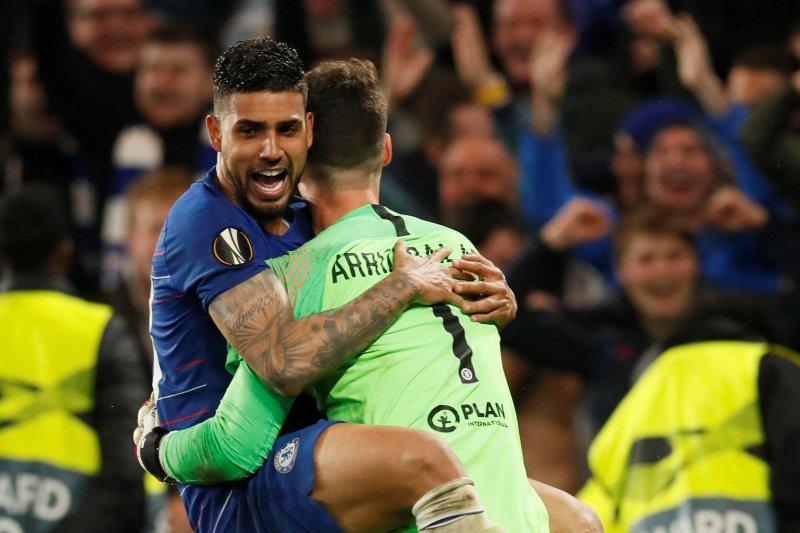 Chelsea tantang Arsenal di final Liga Europa