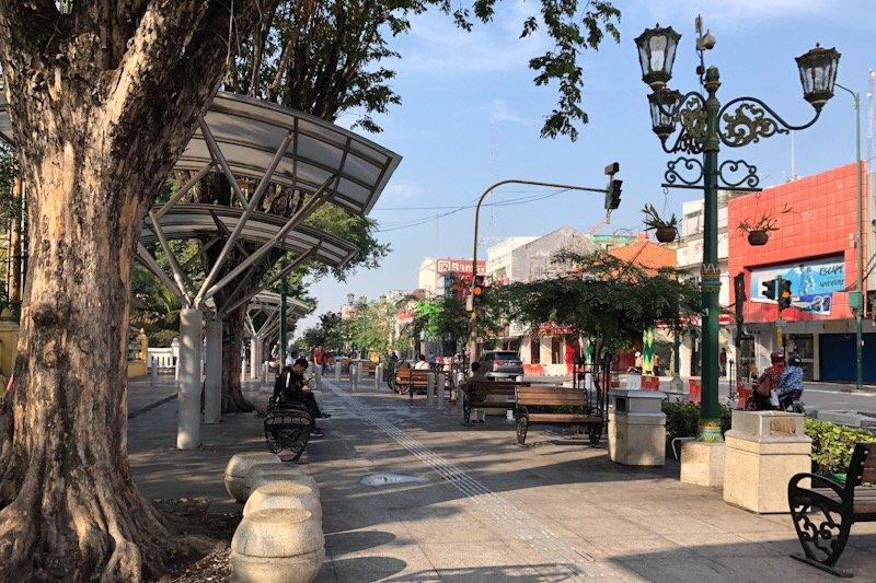 Jalan Malioboro akan jalani uji coba penutupan jalan kaji kondisi pedestrian