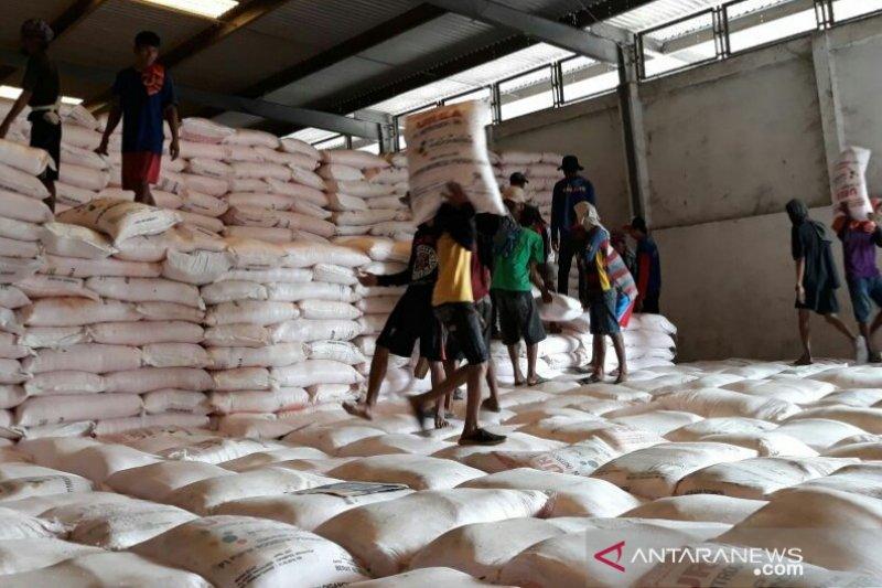 Stok pupuk untuk kebutuhan Jabar dan Banten aman