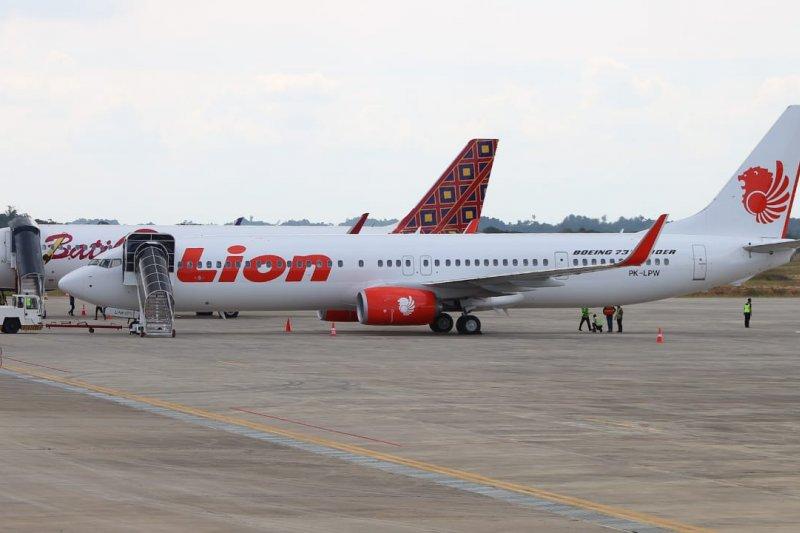 Data penumpang Lion Air Group bocor