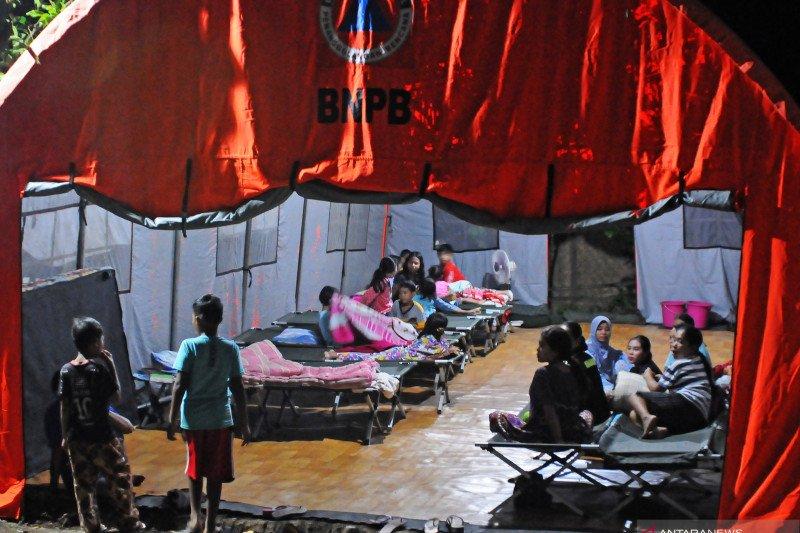 BPBD Lebak salurkan logistik korban banjir bandang