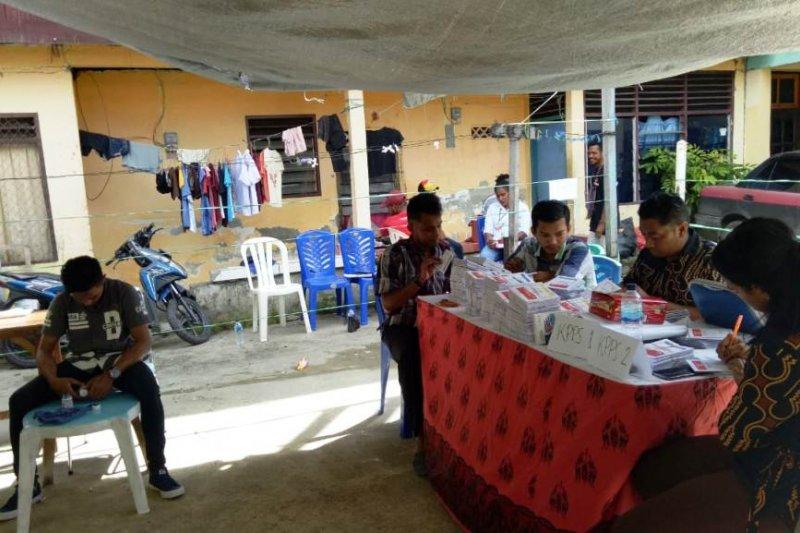 KPPS TPS 53 dan 54 Kelurahan Yabansai belum terima honor pemilu