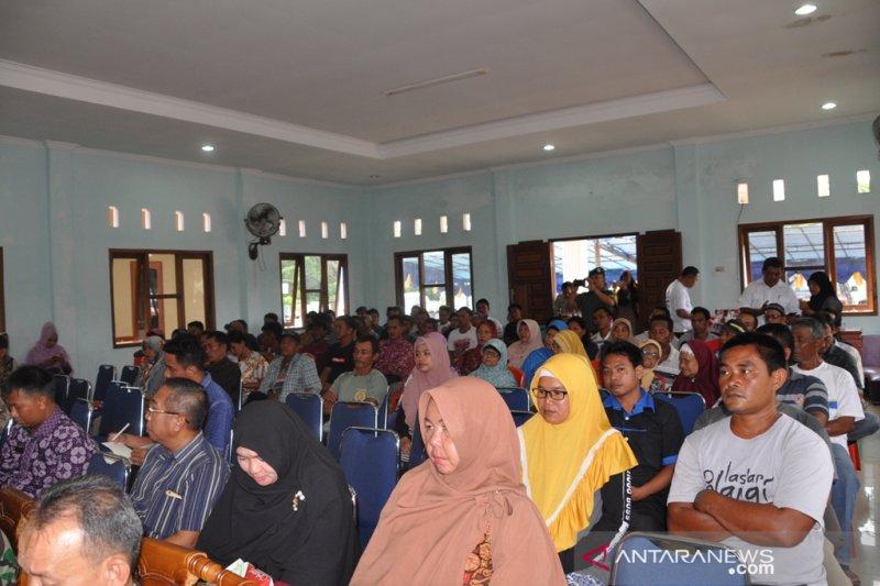 Pemkab Belitung Timur bangun 40 rumah korban banjir