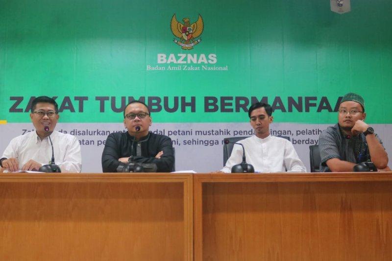 18 program Ramadhan Baznas layani 46.961 penerima zakat