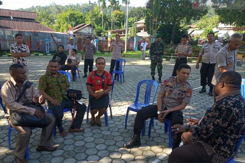 Rekapitulasi suara di Papua Barat belum bisa dilanjutkan